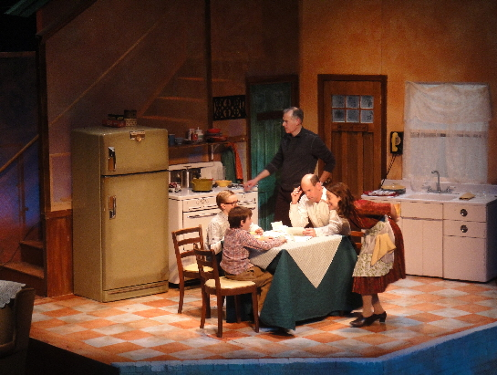 A CHRISTMAS STORY at New Repertory Theatre