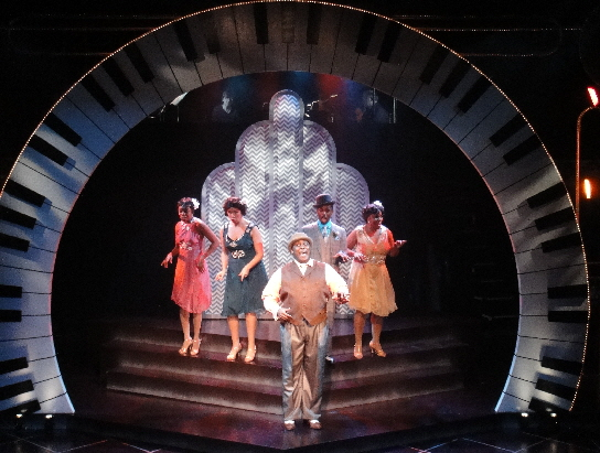AIN'T MISBEHAVIN' at the L:yric Stage COmpany of Boston