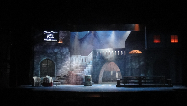 OLIVER! at Wheelock Family Theatre