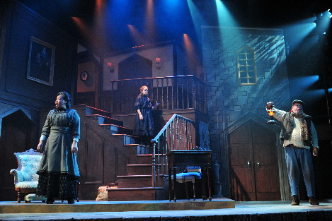 The Secret Garden at Wheelock Family Theatre